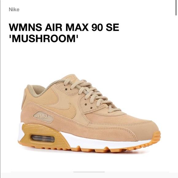nike air max 90 mushroom